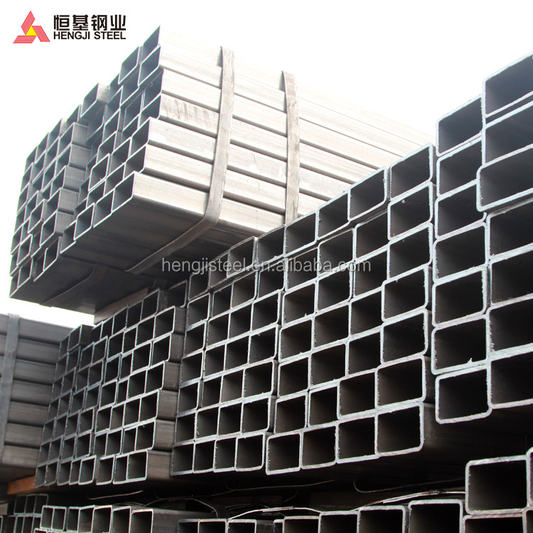 Hollow section stell pipe /tube 30mm*30mm*1.9mm wall thickness