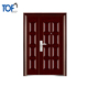 New small iron gate water heater steel door one and half door