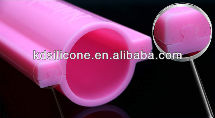 Silicone cylindrical tube soap molds,silicone candle molds ,silicone pillar soap molds factory