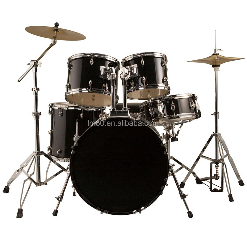 Wholesale 5 Sets Head Custom Drum Set From China