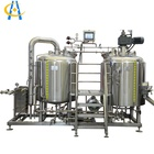 Hengcheng15bbl beer plant cohol production electric brewing brewhouse system