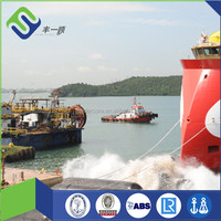 ABS CCS BV Etc florescence high quality ferry pneumatic rubber airbag