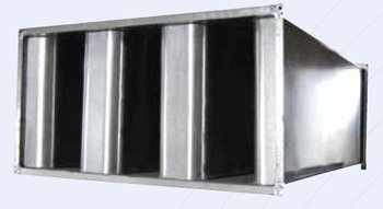 Hvac Sound Attenuators - Buy Sound Attenuator Ducting & Generators Product  on Alibaba com