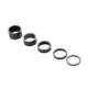Bike Carbon Fiber Bicycle Bike Headset Washer,Front Fork Riser Pad Ring Stem Gasket 3 5 10 15 20mm Cycling Bicycle Parts for MTB