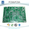 4 Layer Blank PCB Board, Custom made PCB&PCBA with RoHS approved