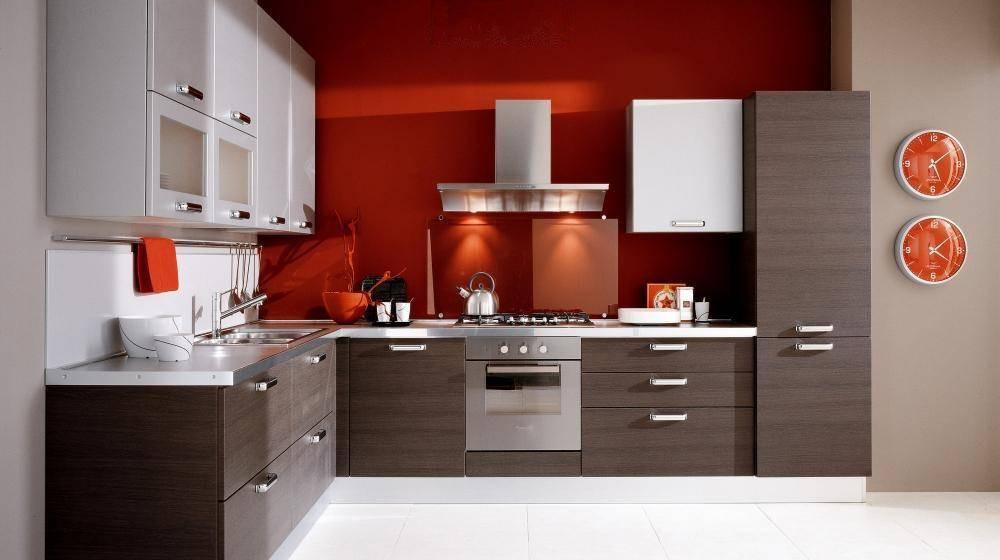 Cocinas Modernas En L. Stunning Cocinas Pequeas Modernas With ...