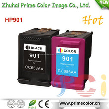 CC653AA CC656AA 901 for HP ink cartridge