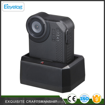 1440p Wearable Body Worn Cctv Camera Wifi Live Streaming Remote View By App  - Buy Wearable Body Worn,Wifi Live Streaming,Body Worn Camera Product on