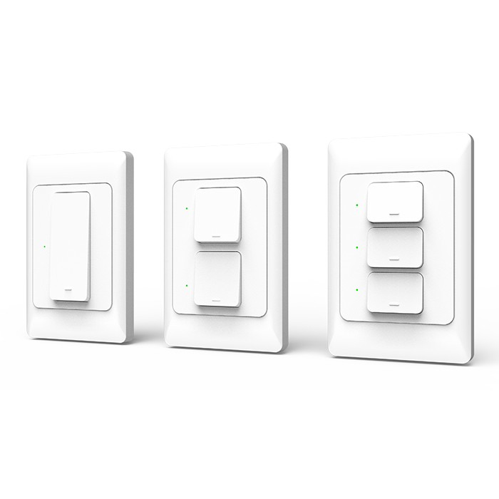 Smart Home Automation System Wifi Kinetic Light <strong>Switch</strong>,1 2 3 Gang Wireless Smart Wall <strong>Switch</strong> Works With Alexa Google