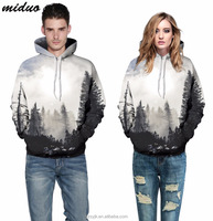 New arrival wholesale stylish youth coat large size men pullover hooded sweatshirt 3D digital camo baseball jerseys