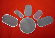 Stainless steel filter disc/ SS mesh screen filter leaf/ mesh screen element