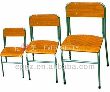 Vintage School Chairs For Sale, Different Size Plywood Student Chair For  From Primary To University