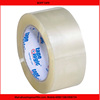 Factory direct sale water based bopp tape transparent opp tape 2inch red colour