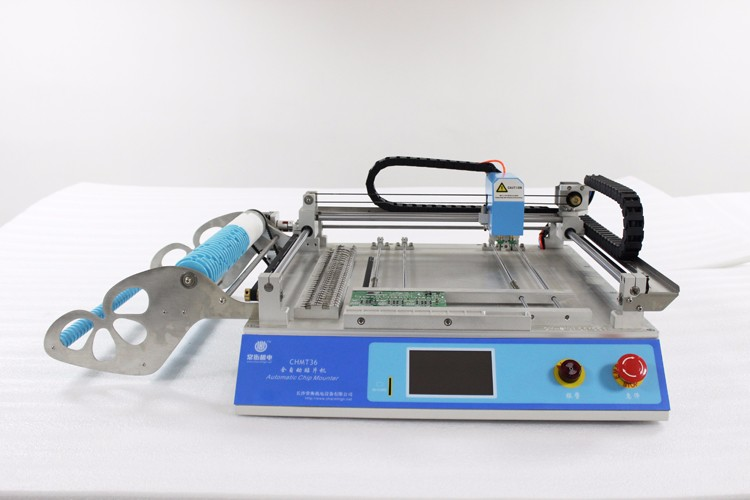 Good Sale Pick and Place Machine / Manual LED Pick and Place Machine CHM-T36