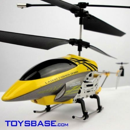 Electric Helicopter Gyro 3 Channel RC Helicopter