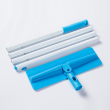 Micro fiber Coral fleece mop head Stainless Handle 확장 층 Flat Mop Foldable 창 <span class=keywords><strong>청소</strong></span> Sets
