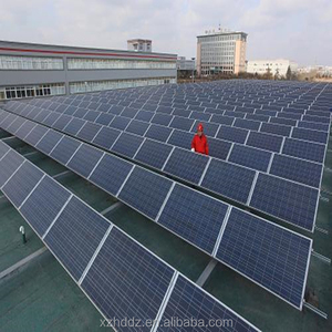 2019 China latest Commercial growatt on grid tie Solar power energy System Home 100KW 500KW 1MW Solar Plant for sale