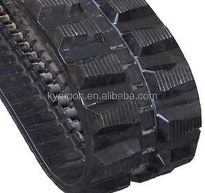 Construction Rubber Crawler (400X72 5X76) Sumitomo, Hitachi, Kobelco,  Mitsubishi, Kubota, Bobcat