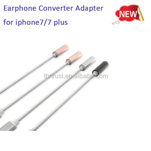 Audio cable for iphone 7 audio jack adapter for sale