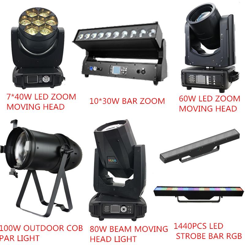 מיני 10R Beam הזזת ראש אור 260 W המקצועי sharpy תאורת DJ דיסקו שלב led