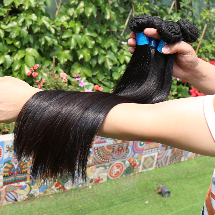 Fast shipping virgin hair cheap qingdao cuticle aligned hair weft,34 inch straight hair weave,best choice mink hair extensions