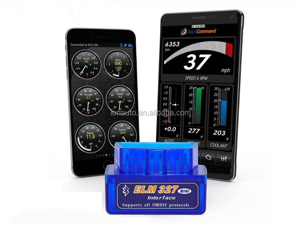 Auto Diagnostic Tool OBD2 Elm327 OBD European Asian Vehicles diagnostic scan tool for All Cars For VAG Code Reader