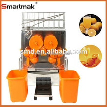 2015 China New Product fresh lemon squeezer fruit juice extracting machines commercial orange juicer machine