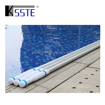 Aluminum Flexible Adjustable Extension Swimming Pool Telescopic Poles For  Cleaning - Buy Adjustable Swimming Pool Telescopic Poles,Aluminum Extension  ...