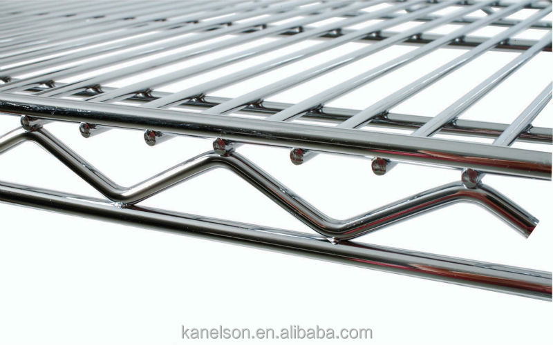 Stainless Steel Wire Mesh Shelves,Plastic Coated Wire Shelving ...