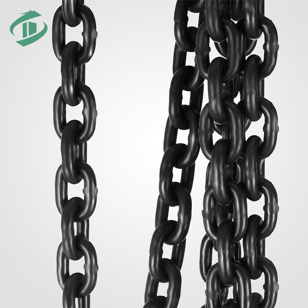 Industrial link belt 80 chain DIN763 overhead lifting chain