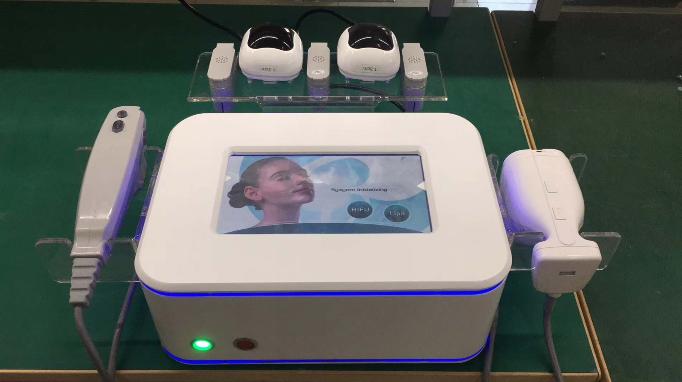 Hifu-Körper, der Hifu-Maschine 3d mit CER für Verkauf abnimmt