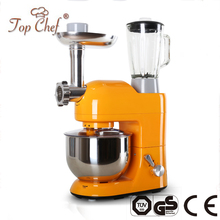 China Professional Manufacturer 800 W 5L 6 Speed dough mixer in food mixers