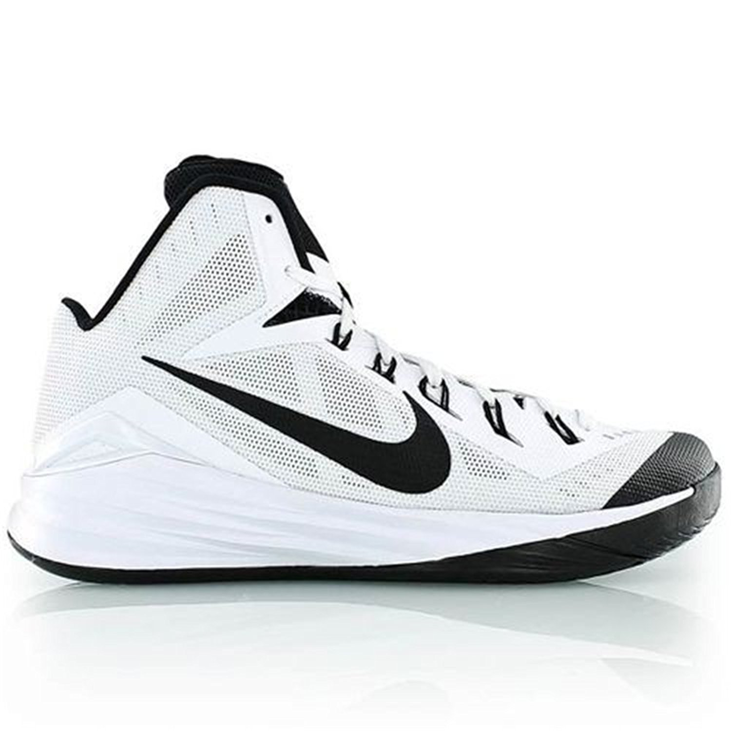 2f41fb187712 Get Quotations · Nike Hyperdunk 2014 Lunar Men Basketball Shoes NEW white  black