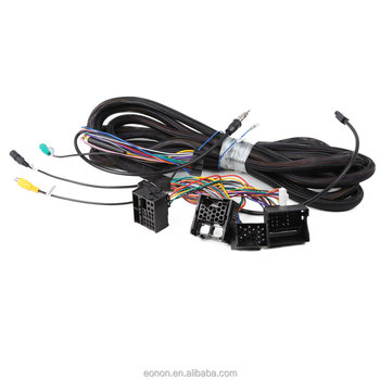 eonon a0579 17 pin 40 pin extended installation wiring harness for eonon a0579 17 pin 40 pin extended installation wiring harness for bmw ga6150 ga6166