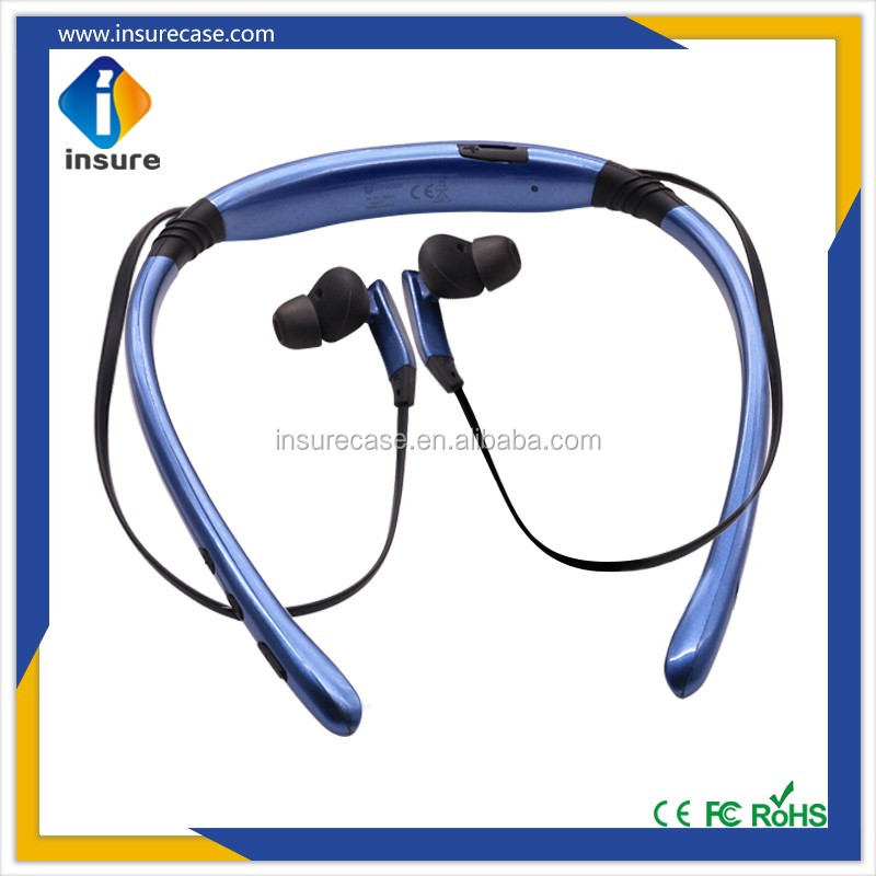 Hot New Magnetic Wireless Neckband Music Stereo Bluetooth Headphone earphone headset