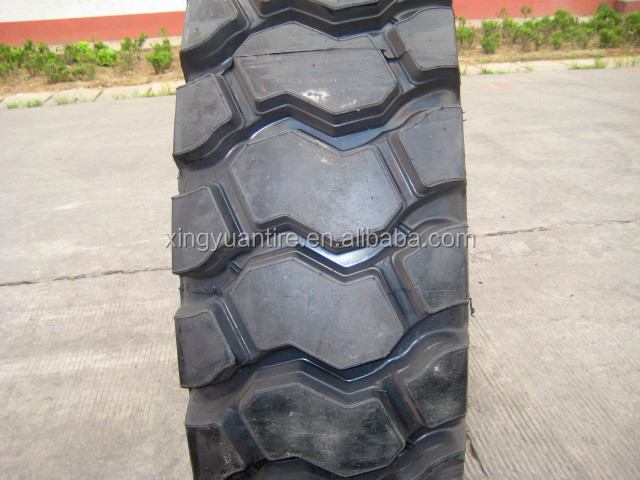 HILO All Steel Radial Tire B03S 14.00R24 Tire OTR from factory