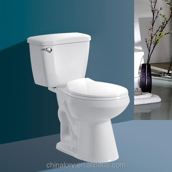 Unique Design Bathroom Two Piece Anglo Indian Toilet