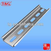 TS35 Galvanized Steel 35mm din rail mount