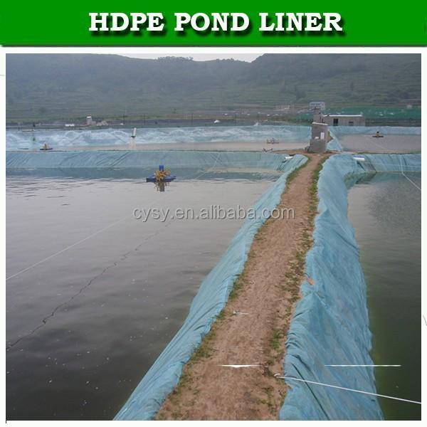 Impermeabilizaci n hdpe estanque de peces liner membrana for Estanque de plastico precio