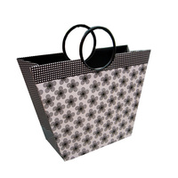 New style Colorful promotional high quality custom reusable shopping bag