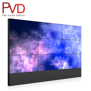 46 inch 3.5mm 3x3 Super/Ultra/Zero Narrow Bezel Video wall displays Solution