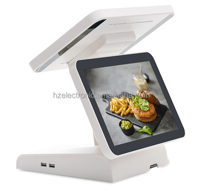 Android touch screen pos system cash register system