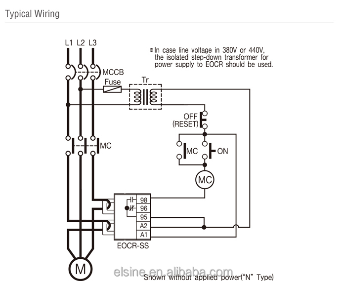 12 volt headlight relay wiring diagrams eocr-ss electronic overload relay - buy eocr-ss electronic ...