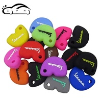 Silicone Soft Silicone Rubber Key Case Cover for Vespa Enrico Piaggio GTS300 946 LX150 Motorcycle Key Case