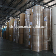 PE coated paper for paper cups and paper boxes