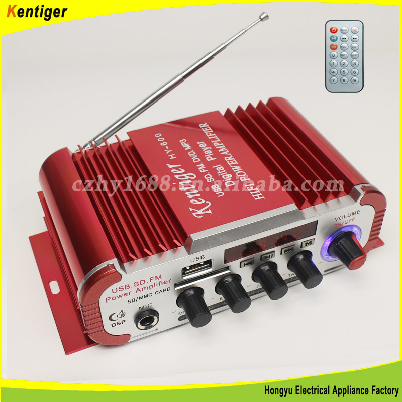 Wholesale harga power amplifier support usb sd digital mp3 player ...