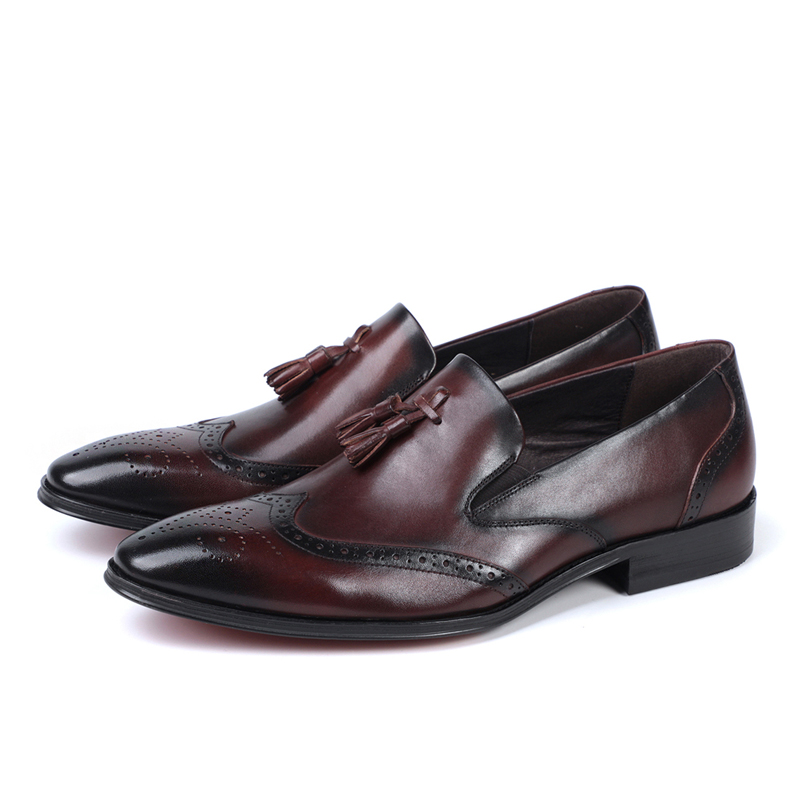 best flat shoes casual men loafer with leather selling loafers products quality Hot wqvtHaH