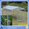 chain link dog cage / Dog Kennels / Dog Chain-link Box Kennel