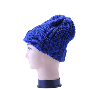 4efb12e2 custom design fashion knit beard beanie hat