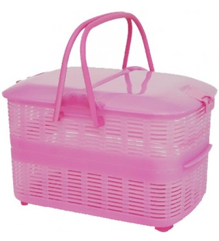 Plastic Basket For Grocery Ping Or Transporting Small Pet